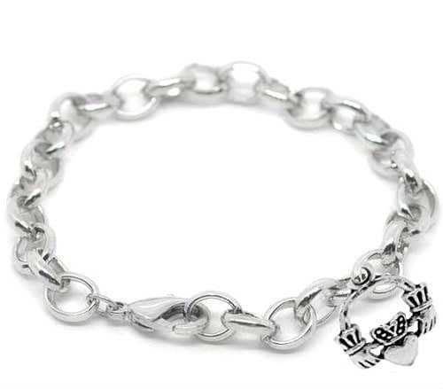 Homemade Celtic Gifts: Amazon.com: Claddagh Bracelet