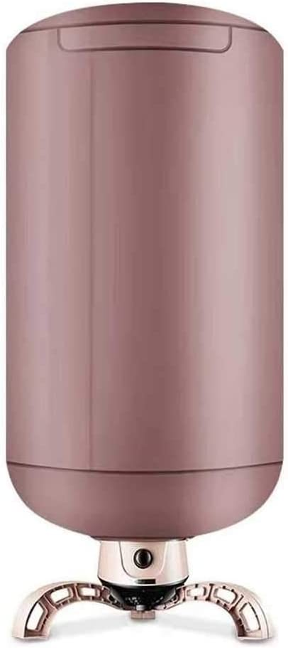 Secadora/secadora de ropa portátil / lavadora secadora secadora Lavadora portátil de 900 W Calefacción eléctrica – Secado rápido – Timing a medida – 15 kg – Protección de seguridad inteligente