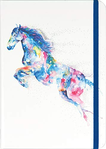 Watercolor Horse Journal (Notebook, Diary) (Horses Notebook)