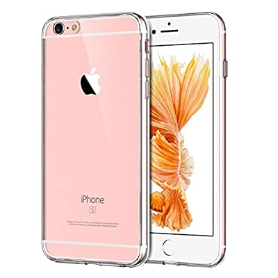 iPhone 6 Case, JETech Apple iPhone 6/6s Case Shock-Absorption Bumper and Anti-Scratch Clear Back for iPhone 6s iPhone 6 4.7 Inch