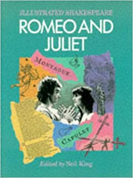 Book Romeo and Juliet (Illustrated Shakespeare)