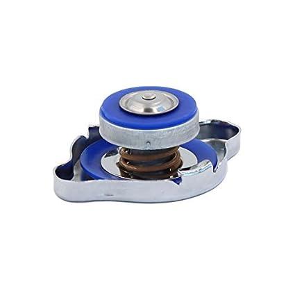 Seal Rubber DealMux Universal Car Auto sistema de refrigeração do radiador Cap 0.9Kgf / cm2