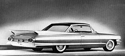 1961 Cadillac Series 62 Coupe Factory Photo