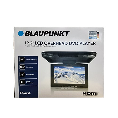 Blaupunkt High Definition Car Video 12.2