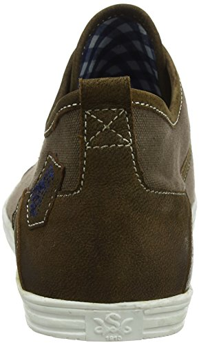 Marron Homme braun rustik blau amp; 589 d Wensky Spieth Staven 3023 Baskets H sneaker 8qzvw