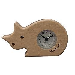 Uddoni MOCO-MO Mokomo alarm clock cat clock MM035-CN
