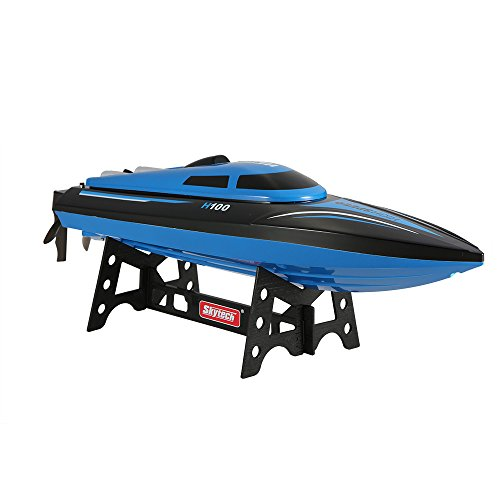 Goolsky Skytech H100 2.4G RC Boat Remote Controlled 180° Flip 20KM/H High Speed Electric Submarine