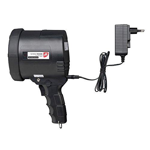 Lámpara pulsante para comprobación detectores de llama, Sense-WARE® T-229 / 4P. Incluye cargador 230Vac/ 12Vdc // Test Lamp (pulsing) for testing Flame ...