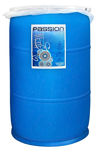 Passion Lubes, Natural Water-Based Lubricant, 55 Gallon Drum