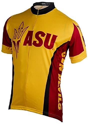 NCAA ASU Cycling Jersey,Large