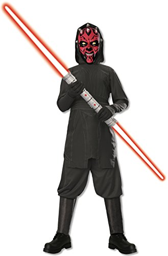 Darth Maul Childrens Costume (Rubies Star Wars Darth Maul Costume,)