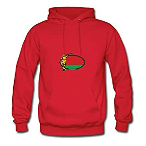 Women Belarus Lds Mission Tshirt Angel Moron Designed Hoody Red Creative Shirts With X-large