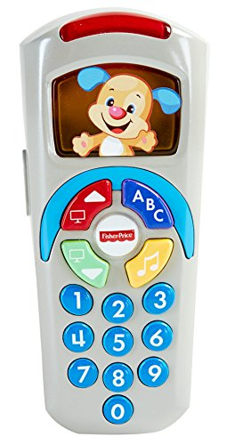 417ZeCuW1%2BL - Fisher-Price Laugh & Learn Puppy's Remote