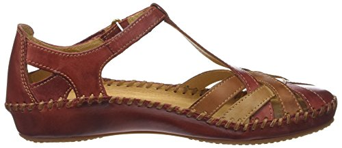 Pikolinos Sandia P T Women Sandals 655 Bar Red Vallarta 7nxq7rfwB8