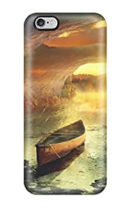 Best 4290235K76019568 Iphone Cover Case - Nature Sail Protective Case Compatibel With Iphone 6 Plus