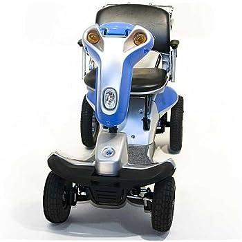 Amazon.com: Tzora Titan 4-Wheel Electric Mobility Travel ...