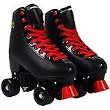 Ferrari Classic Roller Skates, Black