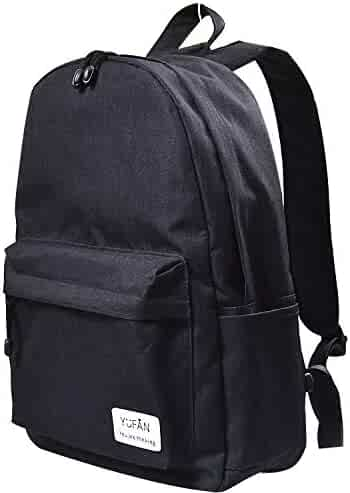 d5074762b14 Kavaas Casual Travel Backpack Commuter Bag for 14 Inch Laptop, Lightweight Daypack  School Rucksack for