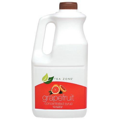 lavoring 64 Fl. Oz, Mix & Make Slushies, Smoothies, Juices, Flavored Tea, Frozen Yogurt and Alcoholic Cocktails (Grapefruit) (Grapefruit Syrup)