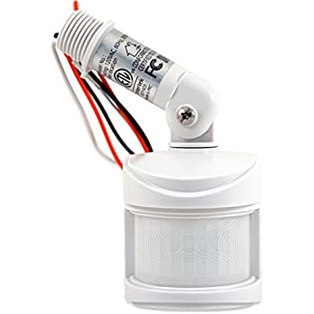Homeseer Hs Fls100 Z Wave Plus Outdoor Floodlight Sensor