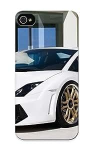 Exultantor High-quality Durability Case For Iphone 5/5s(imsa - Lamborghini Gallardo Gtv )