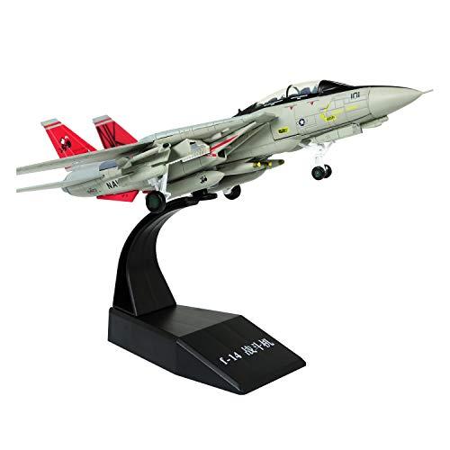 f14 tomcat plastic model - 6