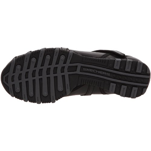 Black Women's Trainer Bikers Skechers Fashion xYgHqZTTw