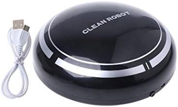 Unitedheart Aspirador Inteligente, Robot de Limpieza Recargable automático Robot de Barrido Inteligente Aspiradora de Polvo de Piso Limpiador de Polvo de hogar Máquina de Barrido: Amazon.es: Hogar