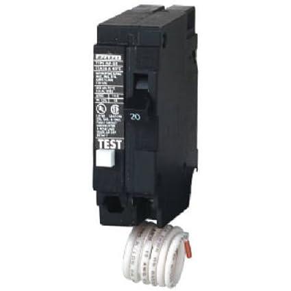 murray mp120gf 20 amp 1 pole 120 volt ground fault circuit rh amazon com describes a circuit breaker ground fault circuit interrupter what best describes a circuit breaker ground fault circuit interrupter
