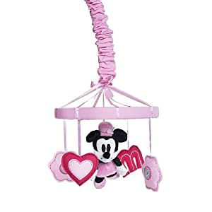 Disney minnie mouse collection mobile nursery mobiles baby - Minnie mouse mobel ...