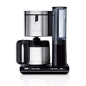 Bosch TKA8653 - Máquina de café, 1100 W, capacidad para 8/12 tazas ...