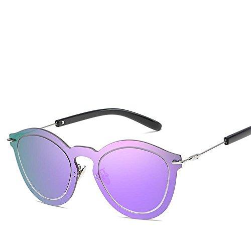 gafas brillante hombre Unidos general sol marco los Estados Chao de sin Europa G color siamés y Comunidad sol Aoligei personalidad Sungla de de gafas xcqRaA6cyW