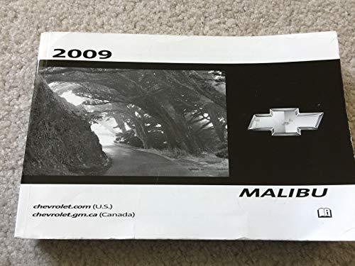 2009 Chevrolet Malibu Owners Manual