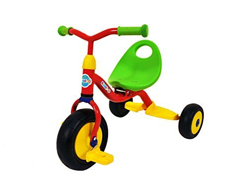 Kiddi-o by Tricycle Kettler Primo Tricycle Kettler [並行輸入品] [並行輸入品] B077Q8Y4CV, ラエール:67588eb1 --- number-directory.top