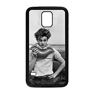 Samsung Galaxy S5 Cell Phone Case Black Leonardo Dicaprio Bxyc
