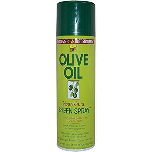 - Ors Olive Oil Sheen Nourshing Spray 11.7 Ounce (346ml) (6 Pack)