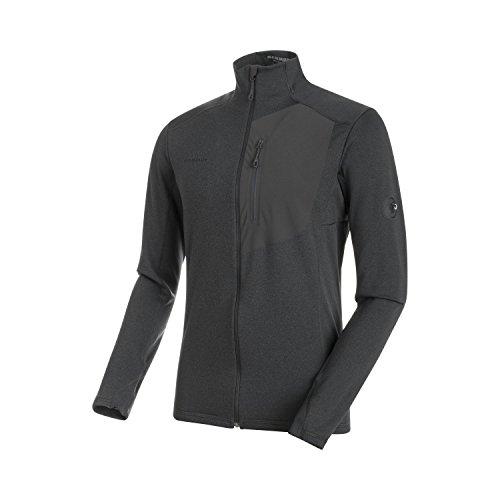 Mammut Aconcagua Light ML Fleece Jacket - Men's Graphite Melange, XL