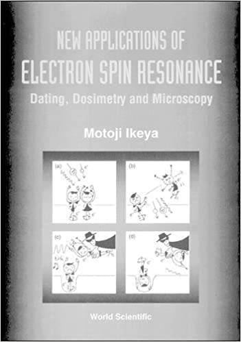 electron paramagnetic resonance dating