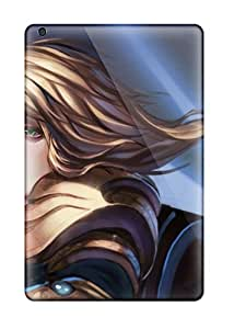 Awesome MarvinDGarcia Defender Tpu Hard Case Cover For Ipad Mini- League Of Legends