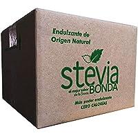 Stevia Bonda caja con 700 sobres de 1 Gramo