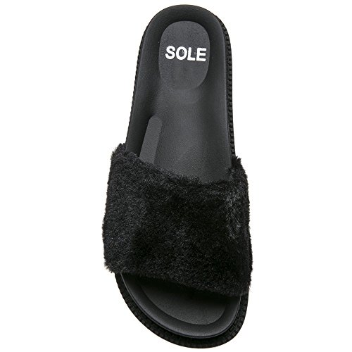 Sandalo Sole Dagmar Nero Dagmar Sole Donna I8ZIq