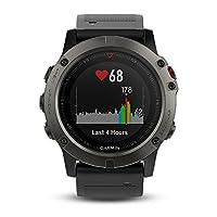 Garmin Fenix 5x Sapphire Outdoor GPS-Uhr