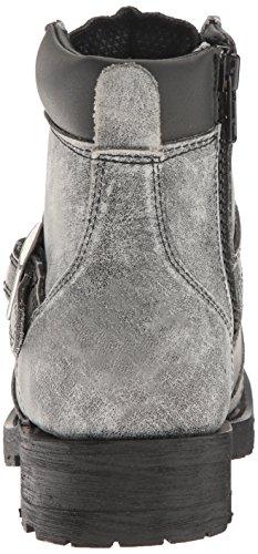 Ride-Tec-Mens-9143SBK-6-Stonewash-Zipper-Lace-Work-Boot-Black-9-M-US