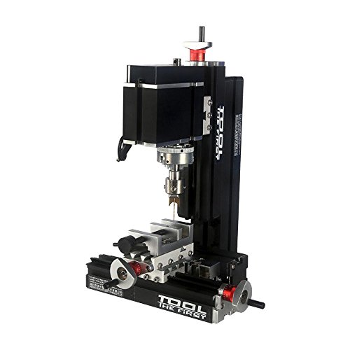 High Precision Metal DIY Beads Machine for Max Diameter 20mm Beads 12000RPM 60W by top-tool