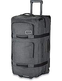 Unisex Split Roller Luggage Bag - Durable Construction - Split-WingCollapsible Brace Level - Exterior Quick Access Pockets - Multiple Color Choices - 85L and 110L