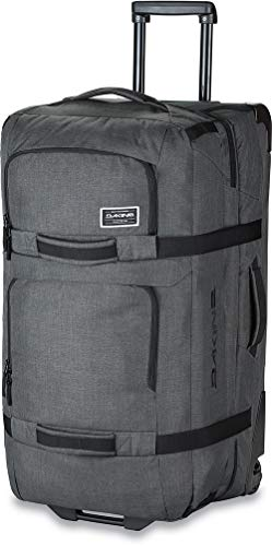 Large Duffel Roller - Dakine Unisex Split Roller Wheeled Travel Bag, 85l, Carbon