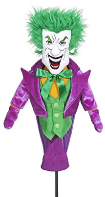 Creative Covers for Golf The Joker Golf Head Cover