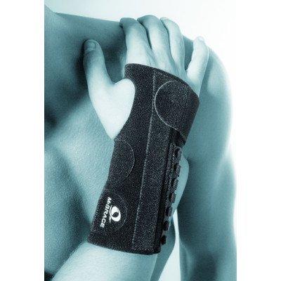 M-Brace AIR V-136RR Wrist Splint Right Regular, Black