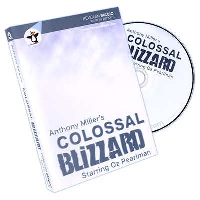 Murphy's Magic Colossal Blizzard by Anthony Miller and Penguin Magic - Penguin Magic