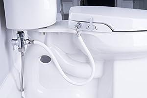 Ellegantz Geniebidet Seat Natural Fresh Water Spray